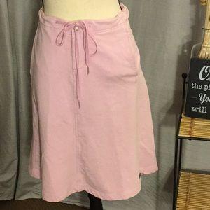 Athleta pink skirt in XS